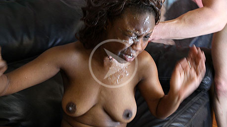The Ghetto Gaggers Ebony Marie Video